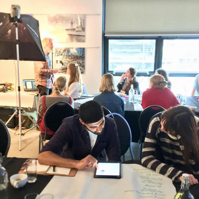 The taster day @bristolmuseums included digitisation activities, stores tours,  and testing of online collections. I learned a ton, thanks to staff and attendees for making it a great day!