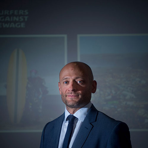 Hugo TagholmChief Executive, Surfers Against Sewage - Hugo has overseen a sustained period of development, growth and impact for Surfers Against Sewage securing its position as one of the UK's most effective environmental charities. As co-host, Hugo will discuss the plastic-free community accreditation and what this means within an urban community.