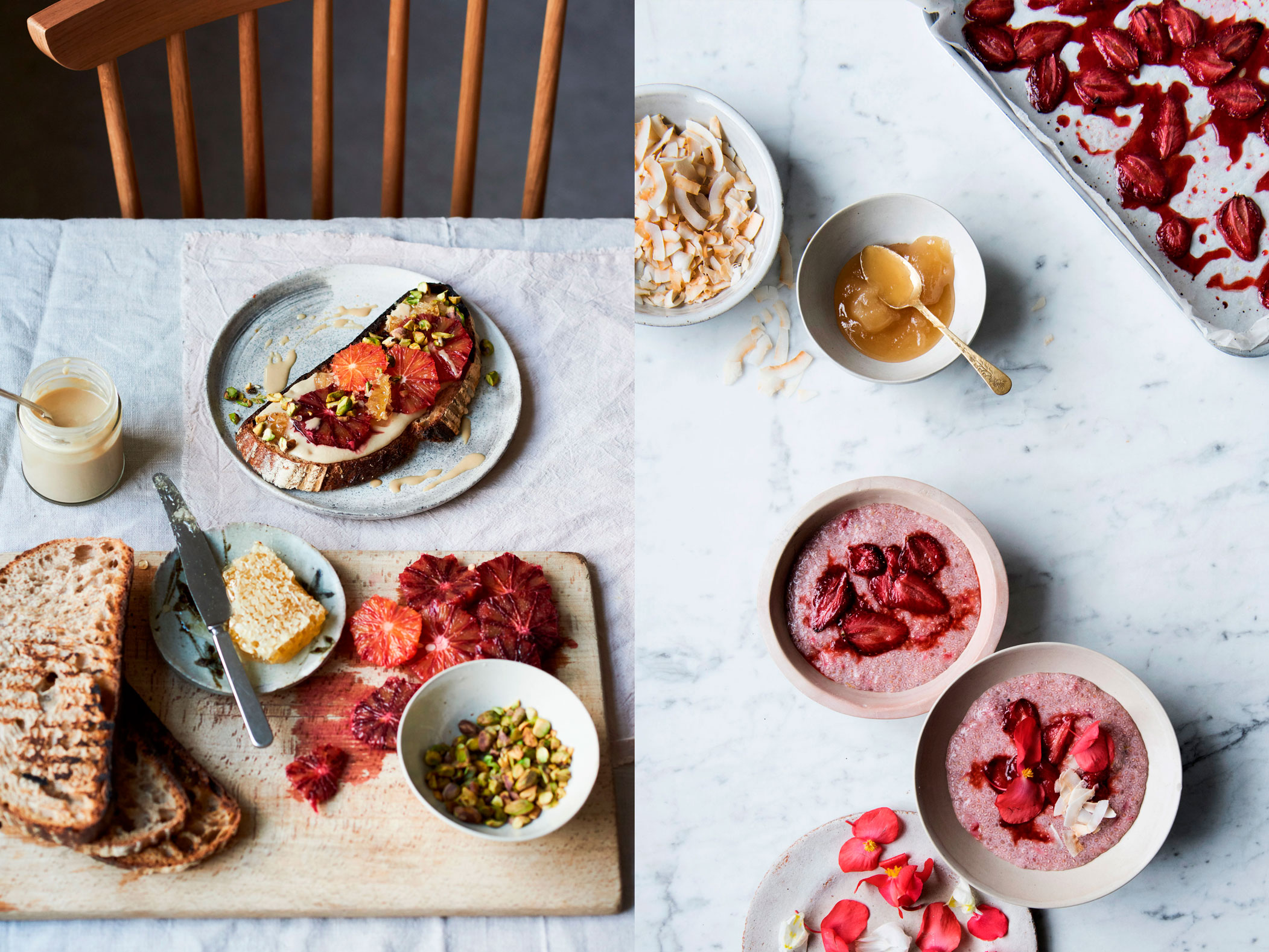SUMMER FOOD STYLING AND PHOTOGRAPHY WORKSHOP - 31st May & 1st June 2019, £800