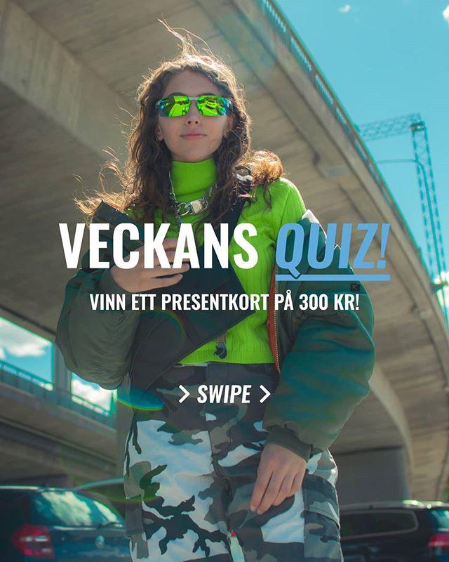 🌞TÄVLINGSDAGS!!!🌞 Är du sugen på att vinna ett presentkort på 300 kronor, lagom i tid till sommarshoppingen? Swipa på posten ovan för att komma till quiz-frågan och kom ihåg att lägga till inlägget i din händelse för att vara med och tävla! Tävlingen avslutas den 7/6 12:00!🚀⠀ .⠀ #competition#sellpy#quiz#wool#secondhand#street