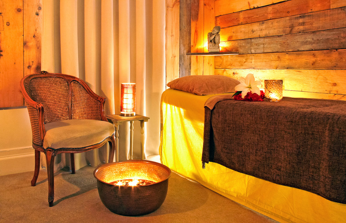The Hidden Sanctuary Wellness Retreat
