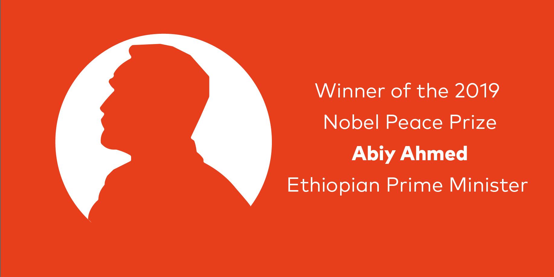 Nobel Peace Prize 2019 African European