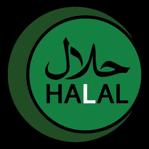 Onze Kip van de Rotissoir en Louisiana Vleugels zijn 100% Halal.