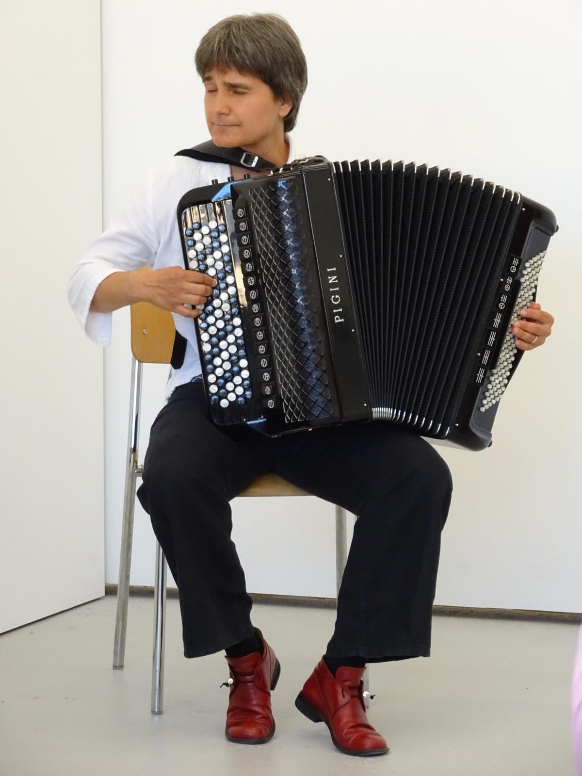 ..in Tango-Musik übersetzt