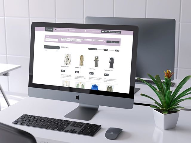 We photograph and log every item onto your very own virtual wardrobe. Having every item of your clothing at the click of a button leaves you in total control!