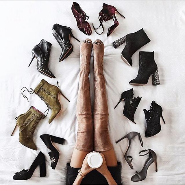Too many shoes? We have the answer! We can store your shoes and garments and free up some much needed space in your wardrobe.