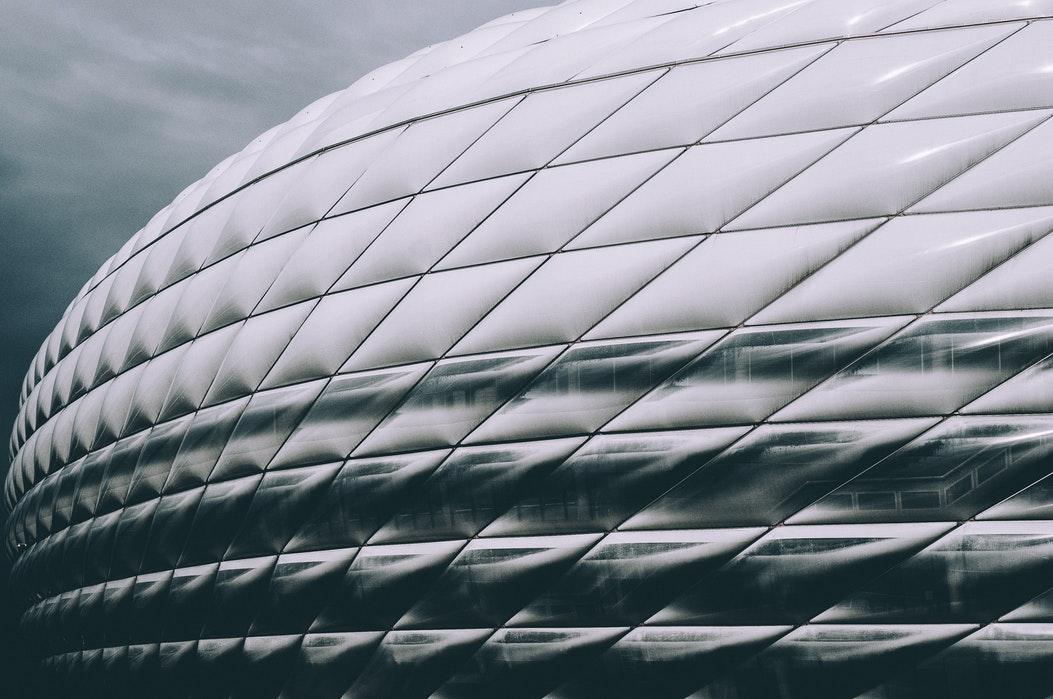 Allianz Arena, Munich / Photo by Kostya Golinchenko