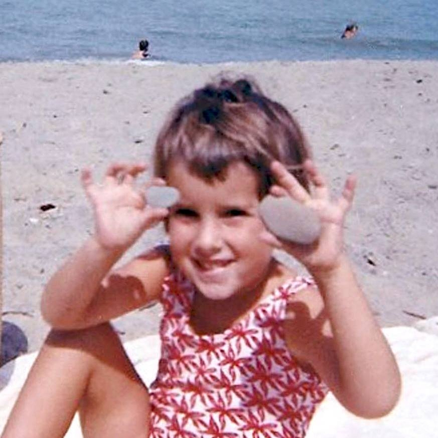 guess I have always had a thing for beach stones