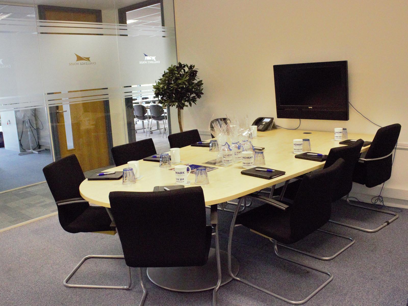 Turing Room (seats 8) - £20/hr