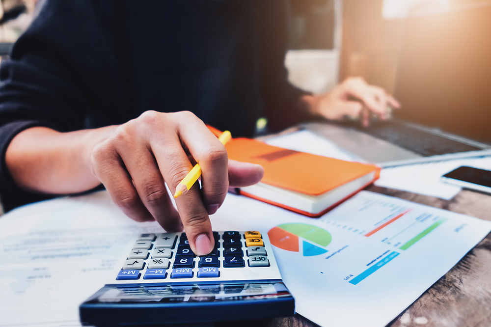BOOKKEEPING - We set up your accounting, handle the day to day accounting needs, keep proper records in our secured cloud storage, equip you with the right financial records so that you can see the big picture of your financial standings.