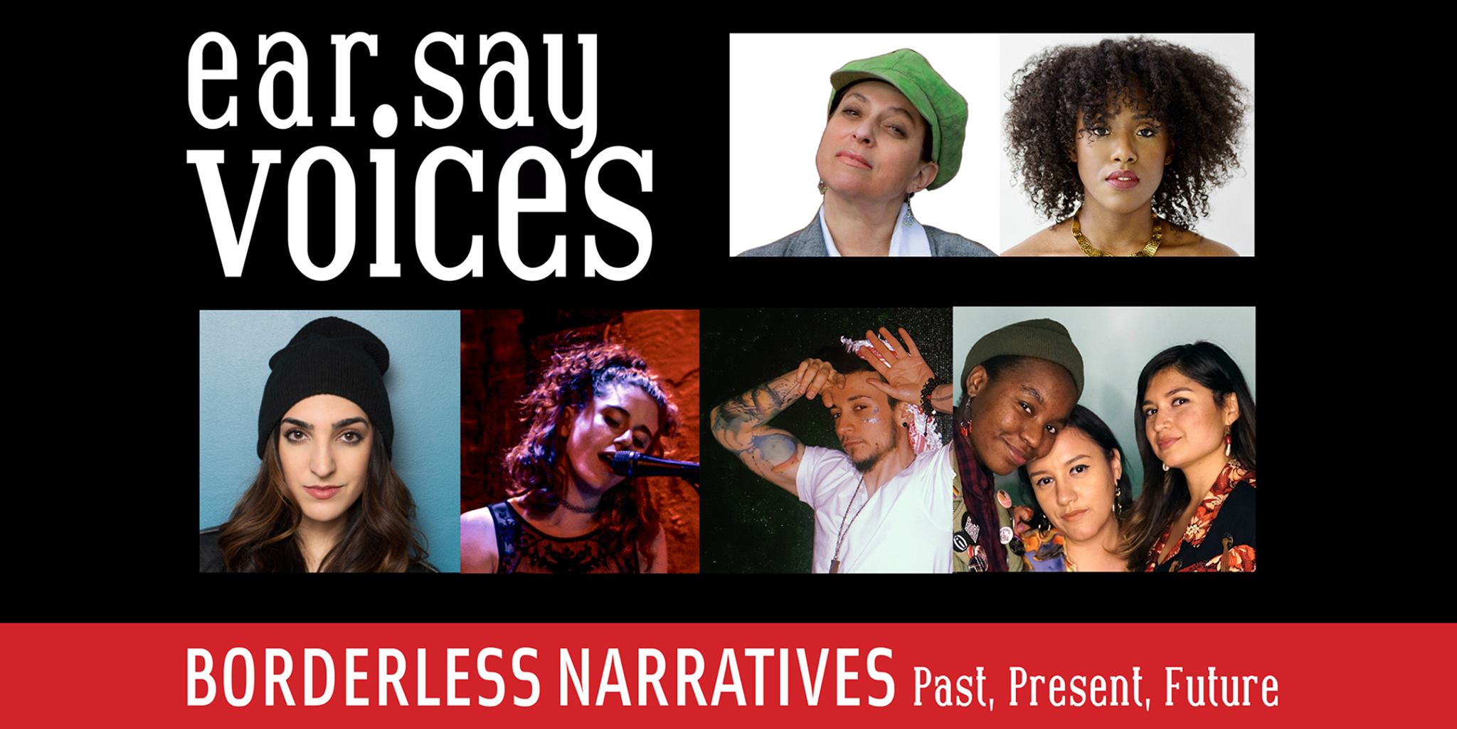 Borderless Narratives Past, Present, Future - Saturday, June 1st, 8pmCity Lore - 56 E 1st St, New York, New York, 10003An evening of stories, songs, monologues about migration, refuge and finding home.https://www.facebook.com/events/434684240659372/