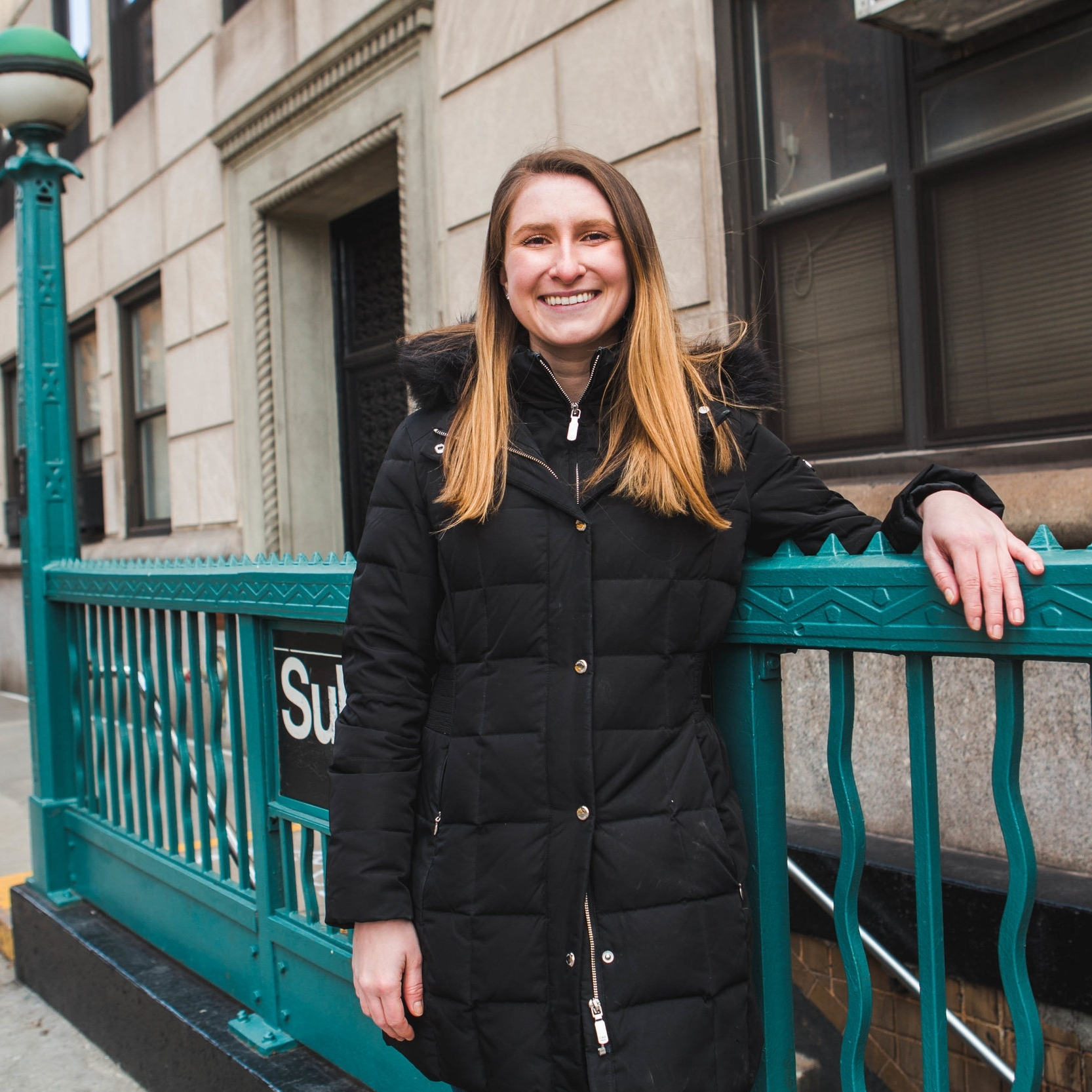 Natalie - NYC, USA