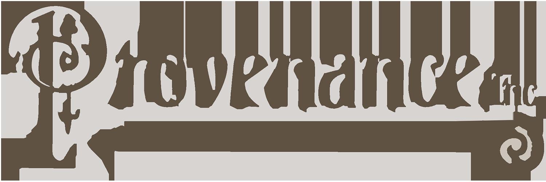 Provenance - Archival Framing & Display