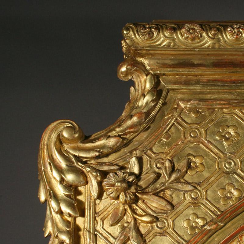 Detail after conservation