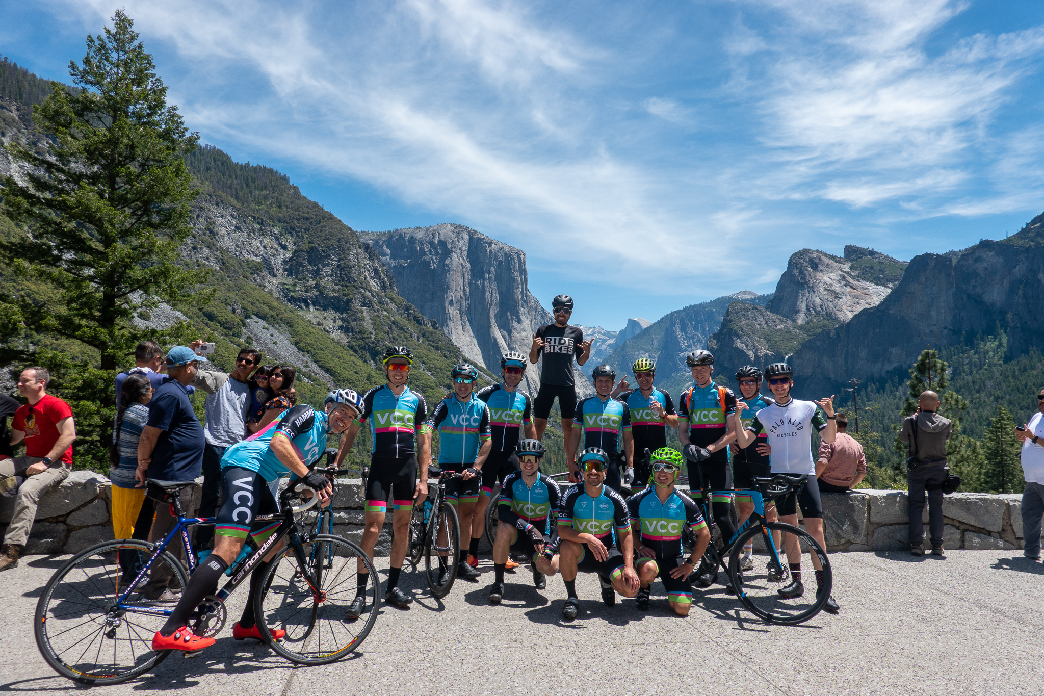 Group with Vegan Cyclist Tunnel View.jpg