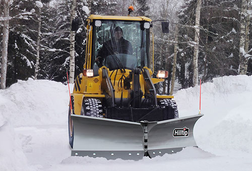 - Snow clearing and removals