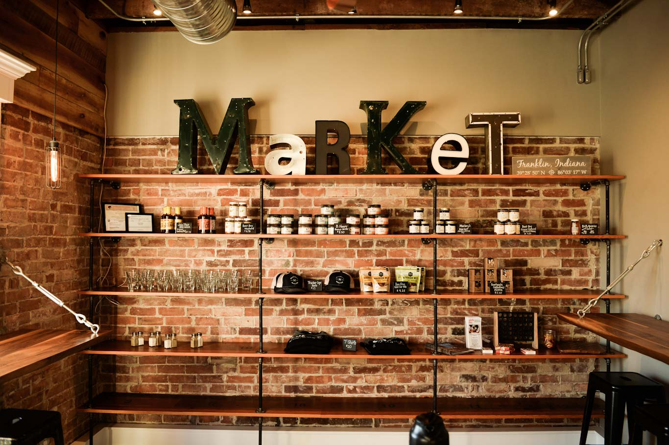 Main Madison Market Cafe