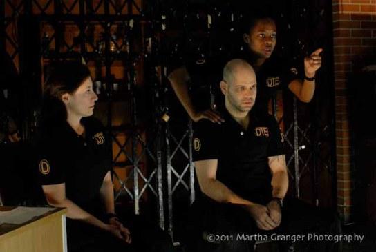 Laura Fois, Edwin Matos Jr., Medina Senghore  (Photo: Martha Granger)