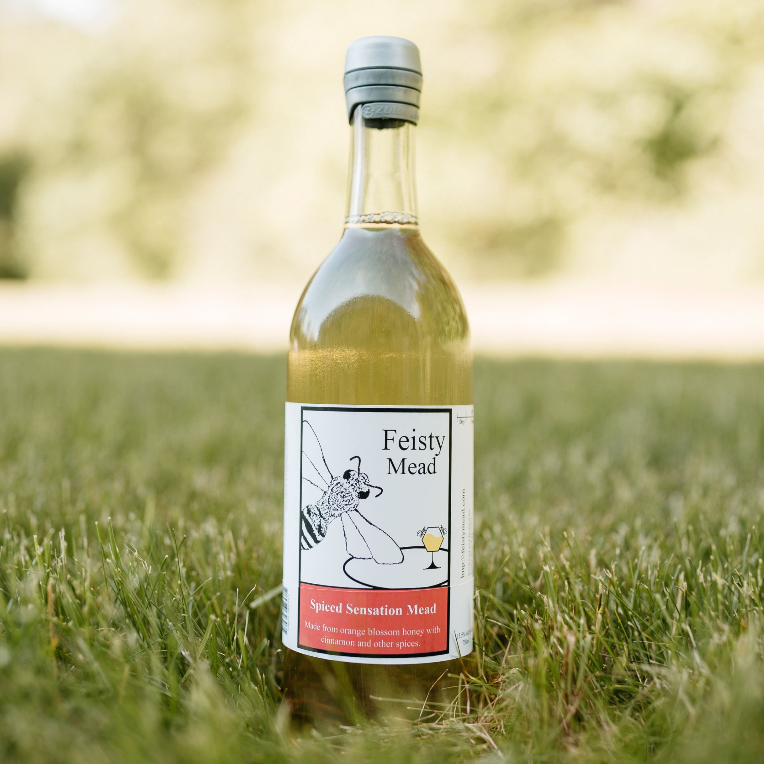 spiced sensation - This mead transforms in your mouth and hits all the right notes, sweet, spiced, and a clean finish with a hint of raisins, vanilla, and peppercorn, with the orange blossom honey carrying though.