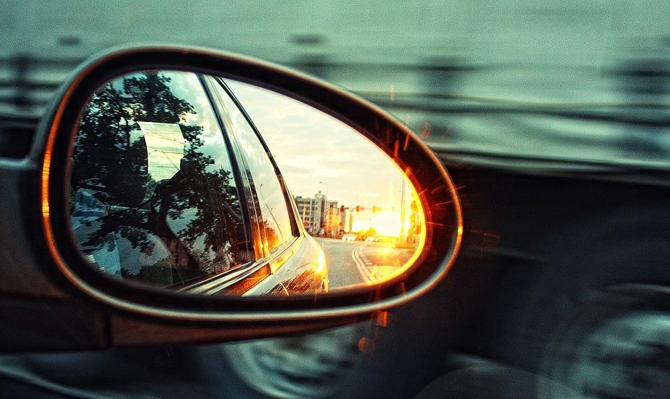 car-rear-mirror