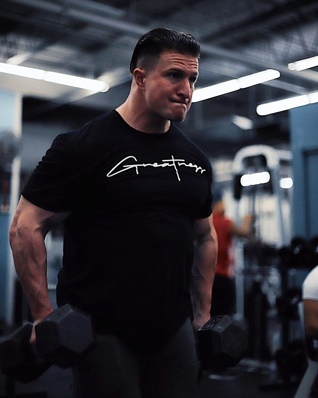 @moosiepoosie1 in our signature Greatness tee! - New apparel available online. Click the link in our bio to get the latest styles. - #goals2greatness #g2gwear . . . . . . #fitfam #streetfashionstyle #fitspo #igfitness #fitspiration #biceps #bodybuilding #lifestyle #streetwear #fitnessfashion #fitnessaddict #strongman #gymflo #summervibes #model #teeshirt #fitnessmodel #ifbb #bodybuilding #npc #fitness #fitnessapparel #athleisure #blackbusiness