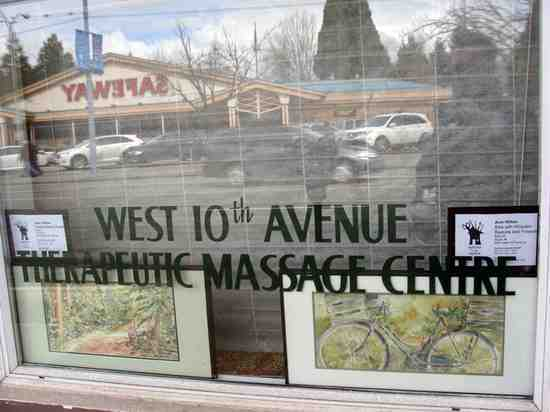 West 10th Therapeutic Massage Centre 2