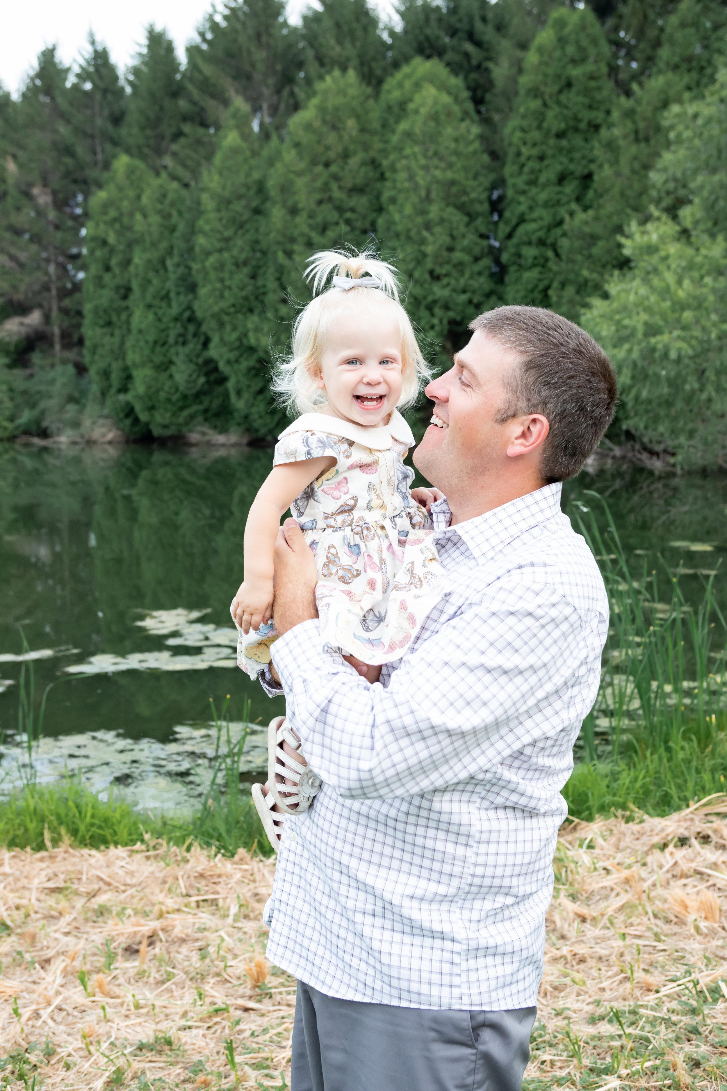 Sheboygan Happy Family Photography Session