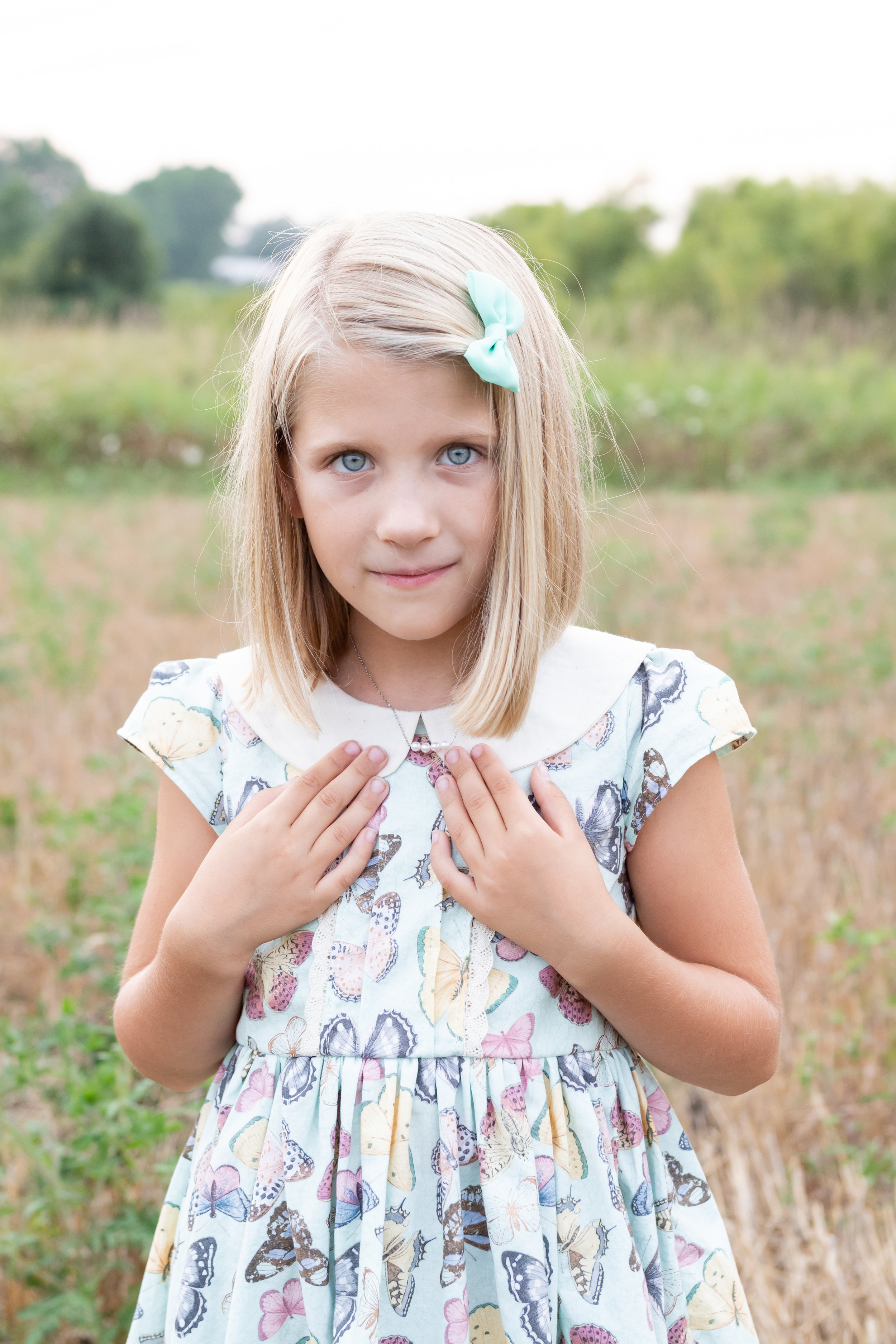Bright and Airy Sheboygan Family Photography Session