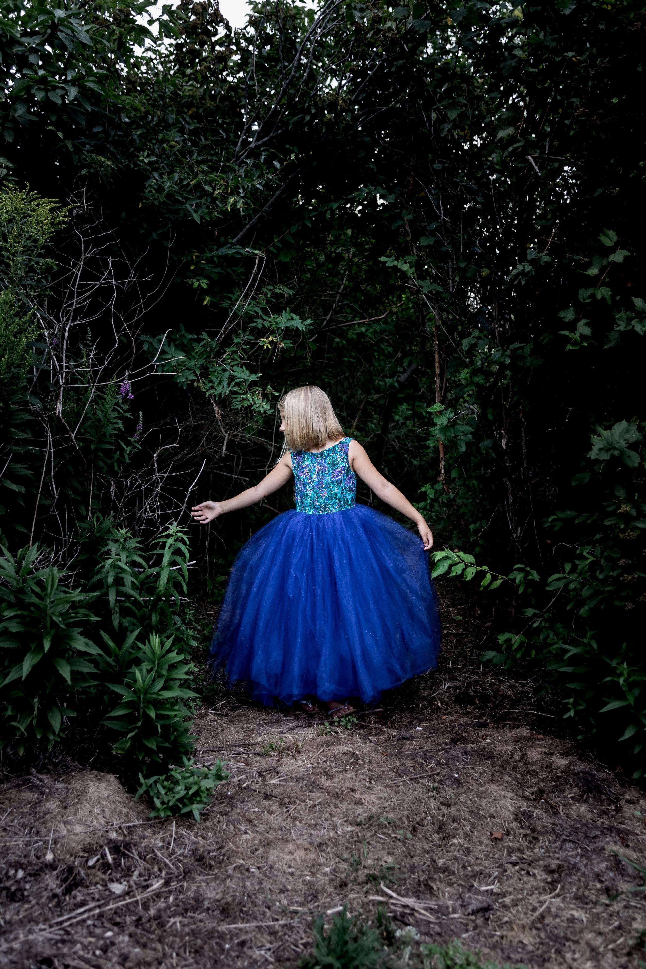Whimsical Sheboygan Family Photography Session