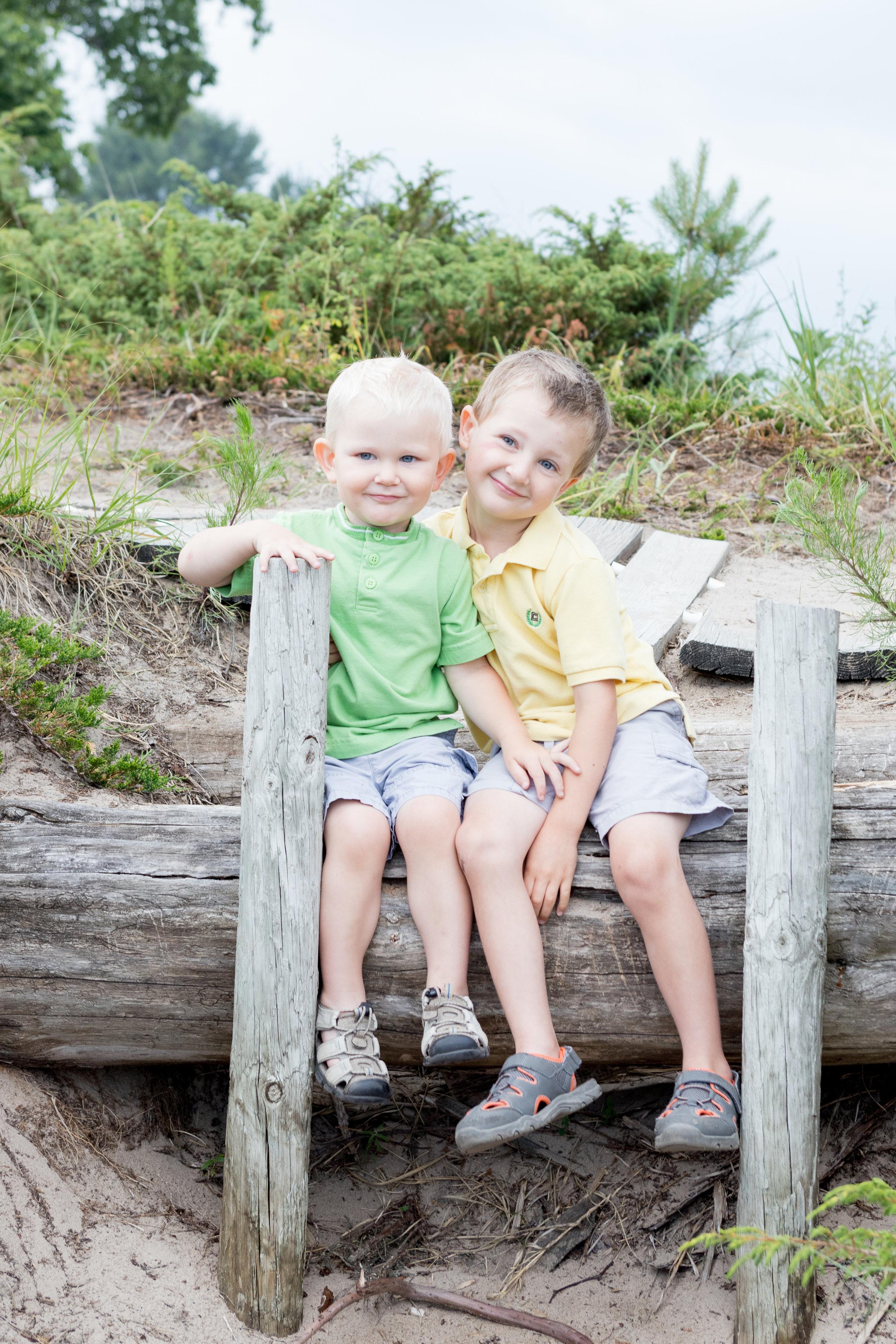 Sweet Sheboygan Family Photography Session