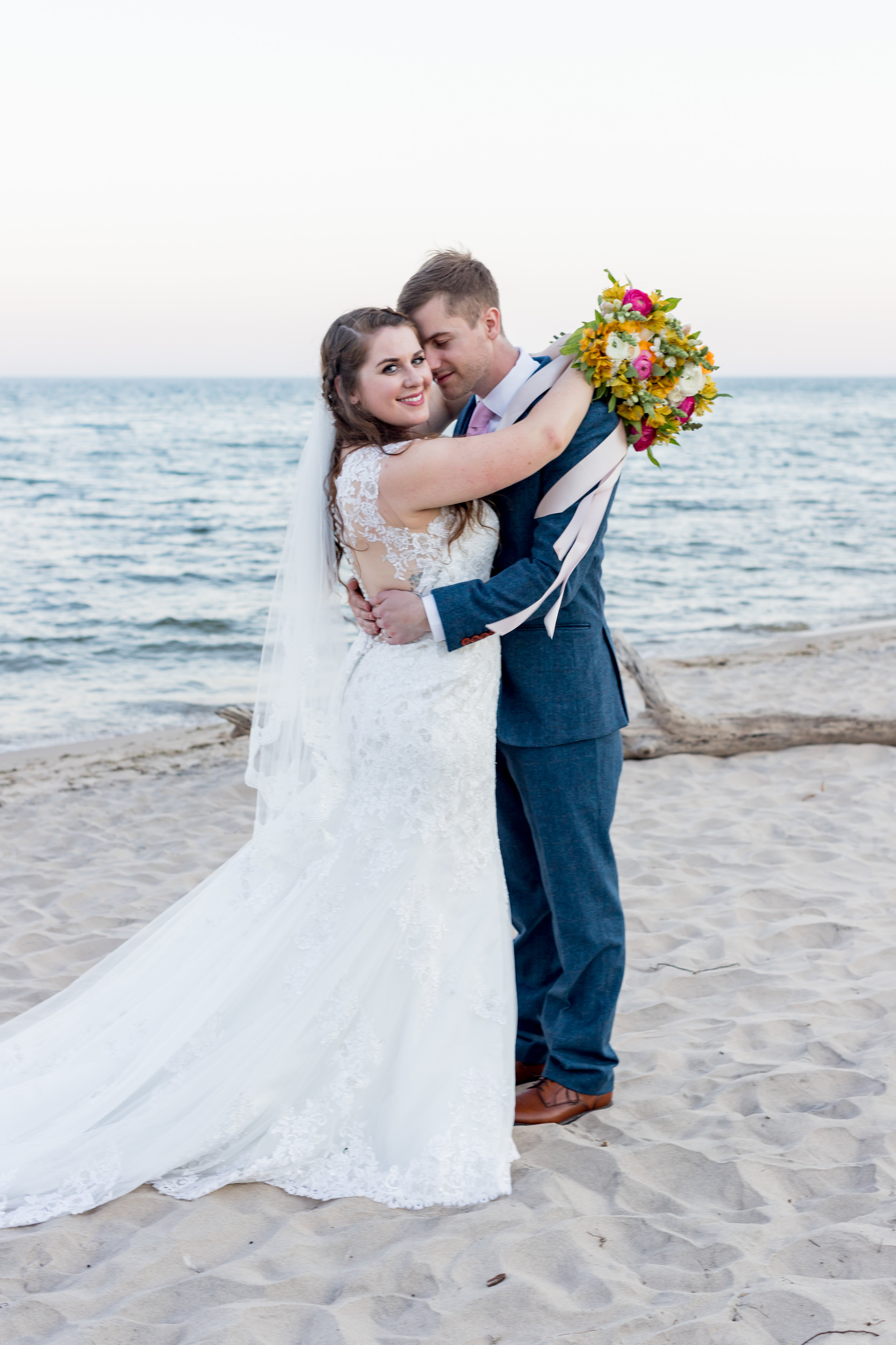 Sheboygan Wisconsin Destination Wedding Photographer
