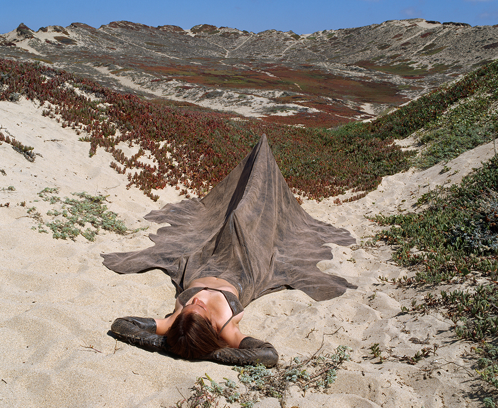 TANNING ONE'S HIDE DRESS TENT