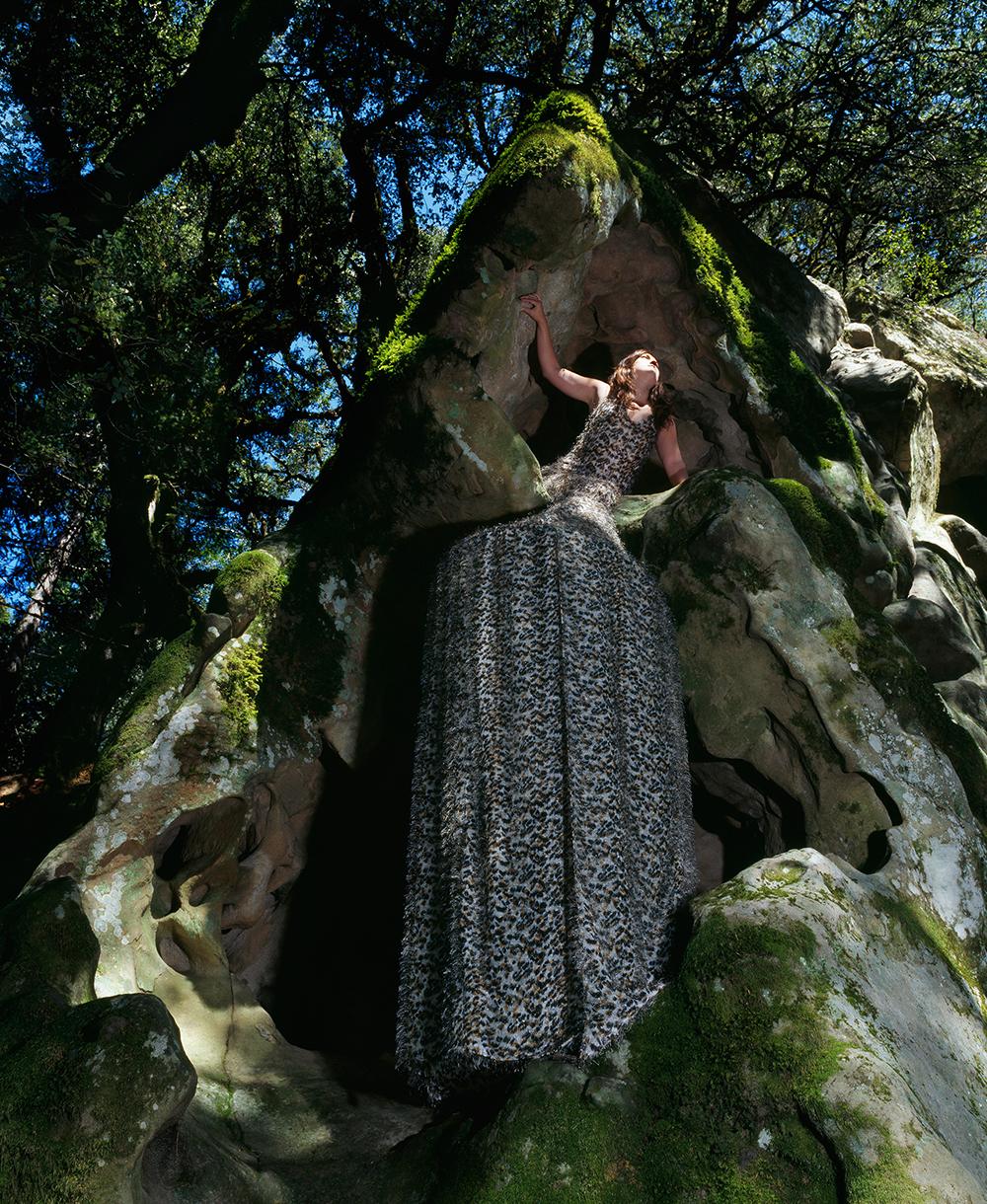 CAVE DRESS TENT