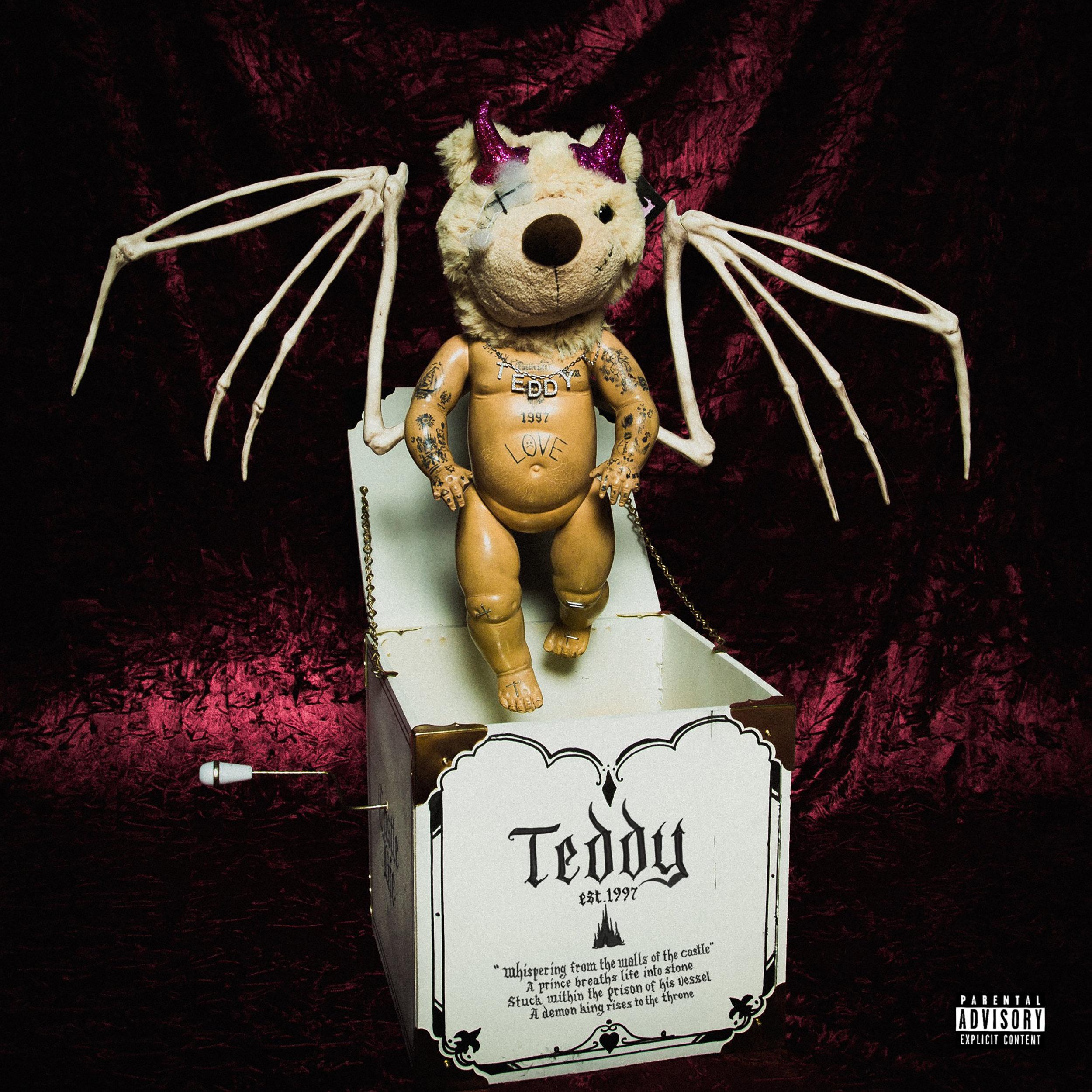 Teddy - Album Cover.JPG