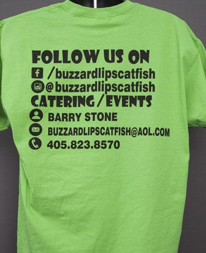Buzzard Lips Green Shirt Back.jpg