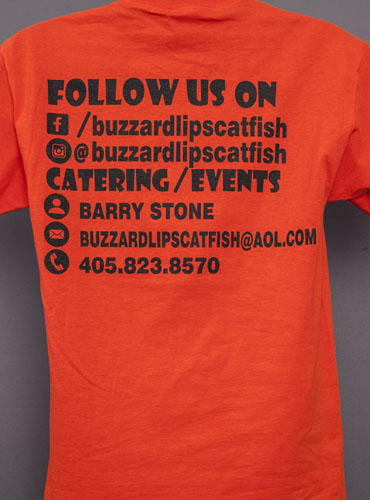 Buzzard Lips Red Shirt Back.jpg