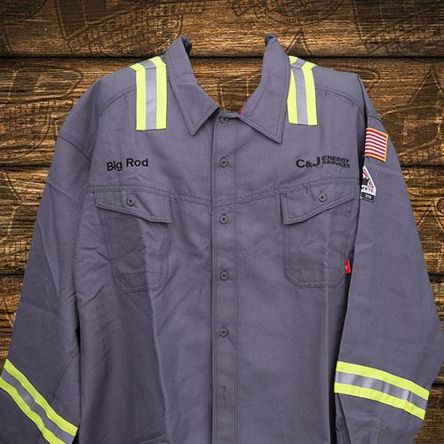 C&J Energy Services Gray-Yellow Safety Coat.jpg