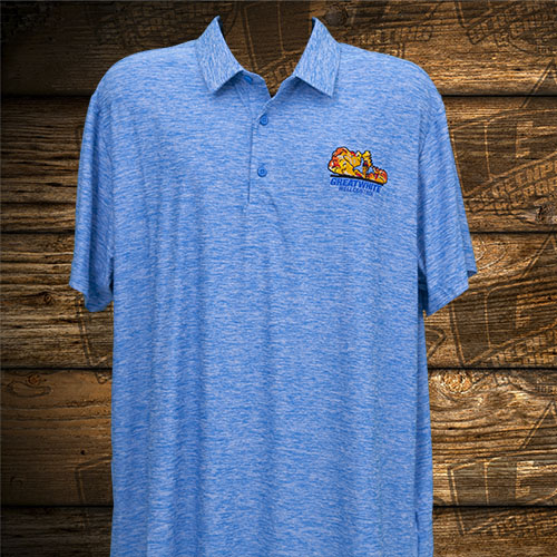 Great White Well Control Heather Blue Polo.jpg