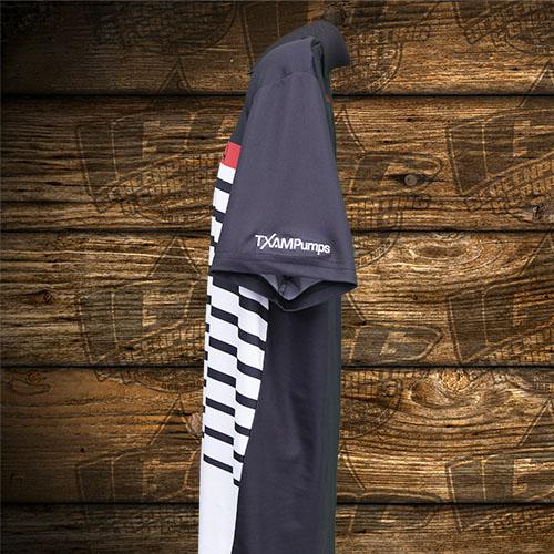 TXAMpumps Red-Black-White Stripes Polo Sleeve.jpg
