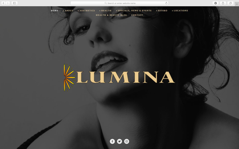 https://www.luminamedspa.com