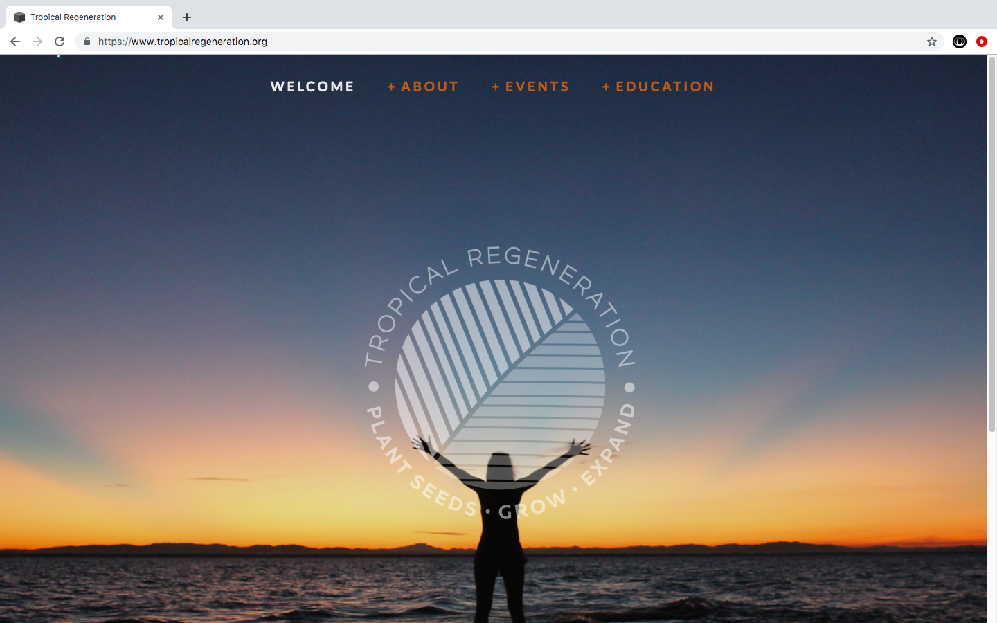 https://www.tropicalregeneration.org   Margot help me create my website choose a template, gave me advice on what the website should consist of, help me edit my content, empowered me. Together we co-created a beautiful website... So thankful for Margot and her services. Grateful for her artistic talents.