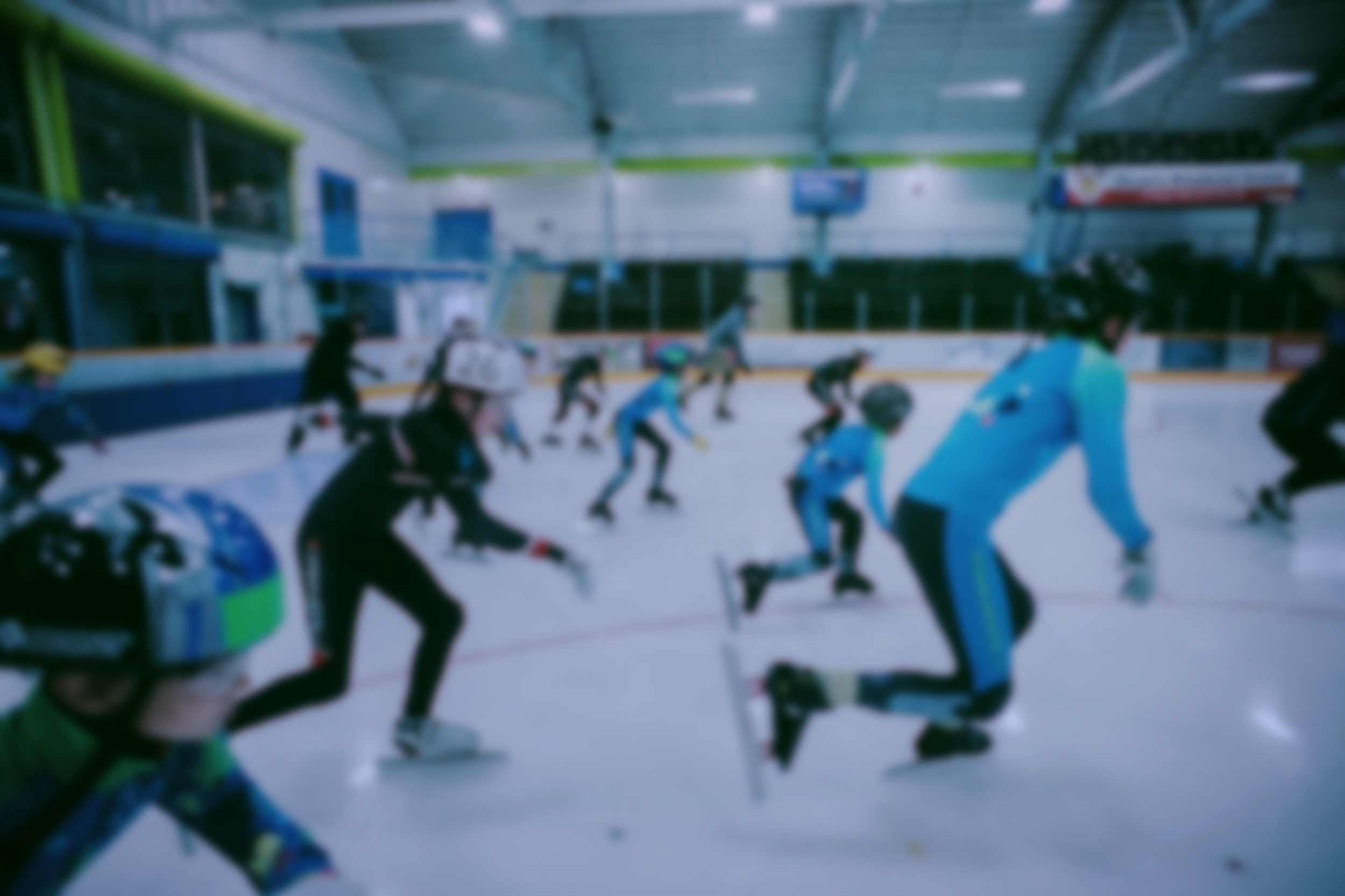 Want to try speed skating? -