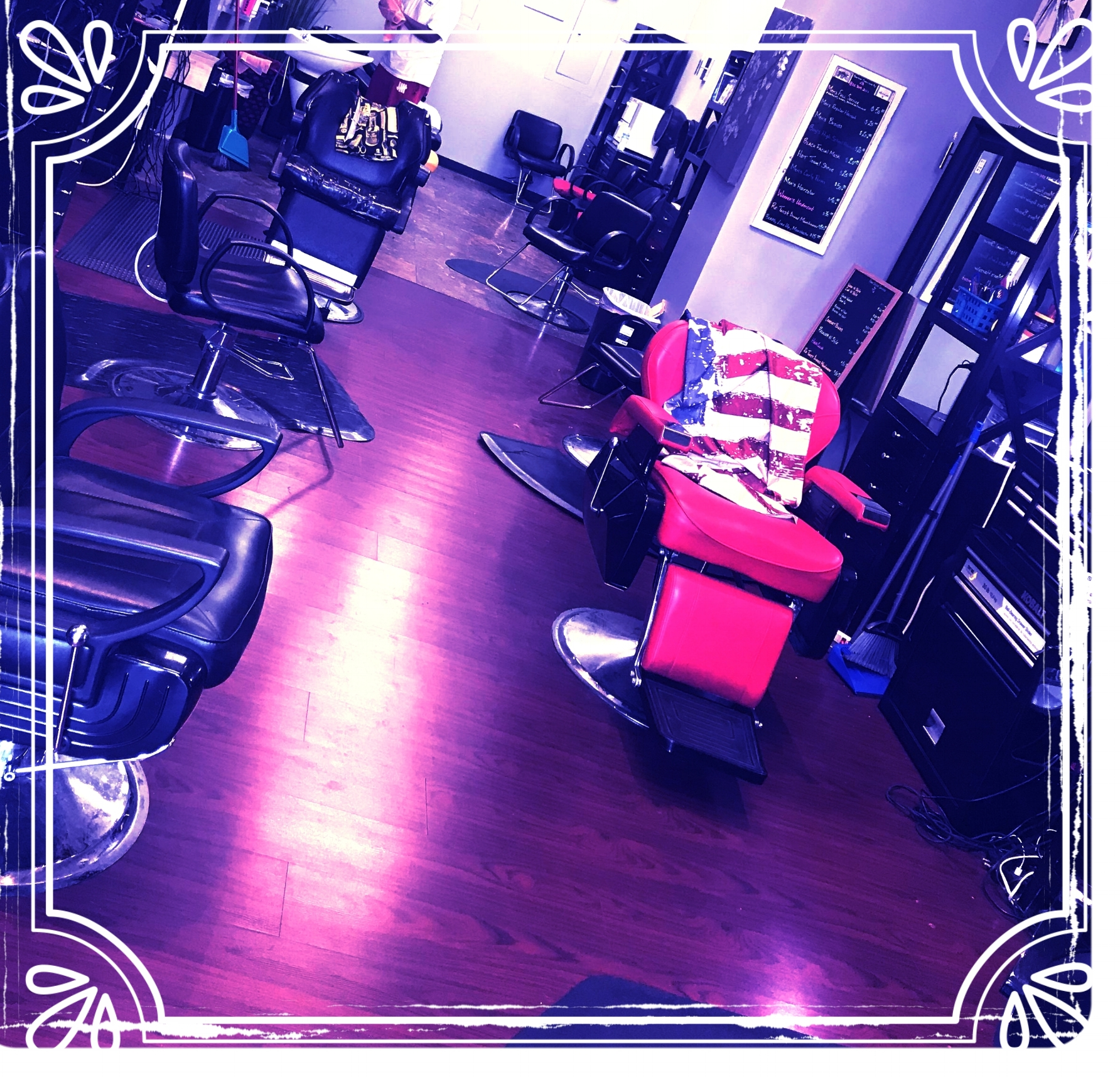 Services - Cuts, color, style, shampoo, braids, extensions and more..
