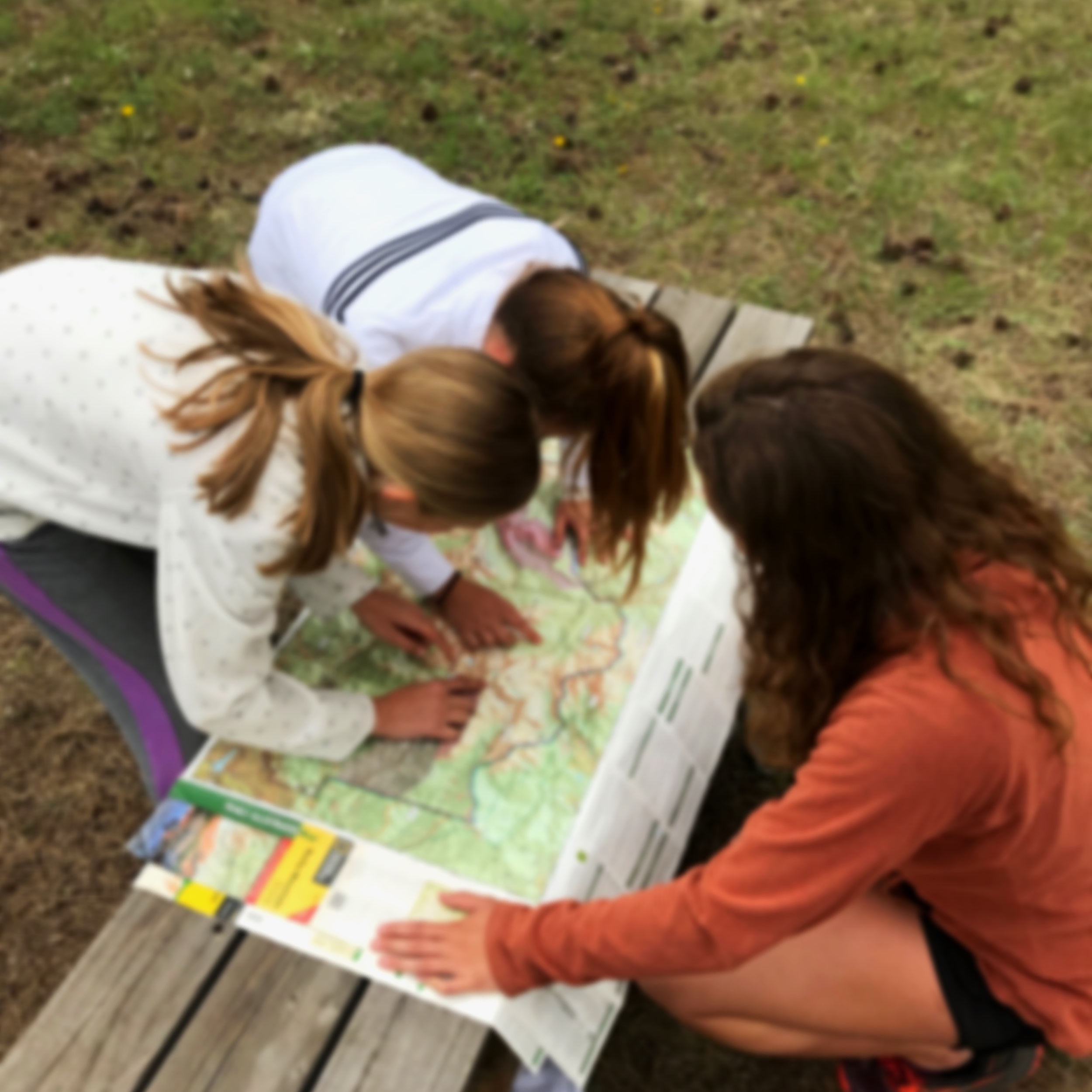 Orienteering - $60Students, accompanied by a guide, will be dropped off in the wilderness with the task of finding the checkpoints that will lead them to the goal. Armed with their wits, maps, and compasses, students will use math skills, team-work, and problem solving as they advance to the end goal.