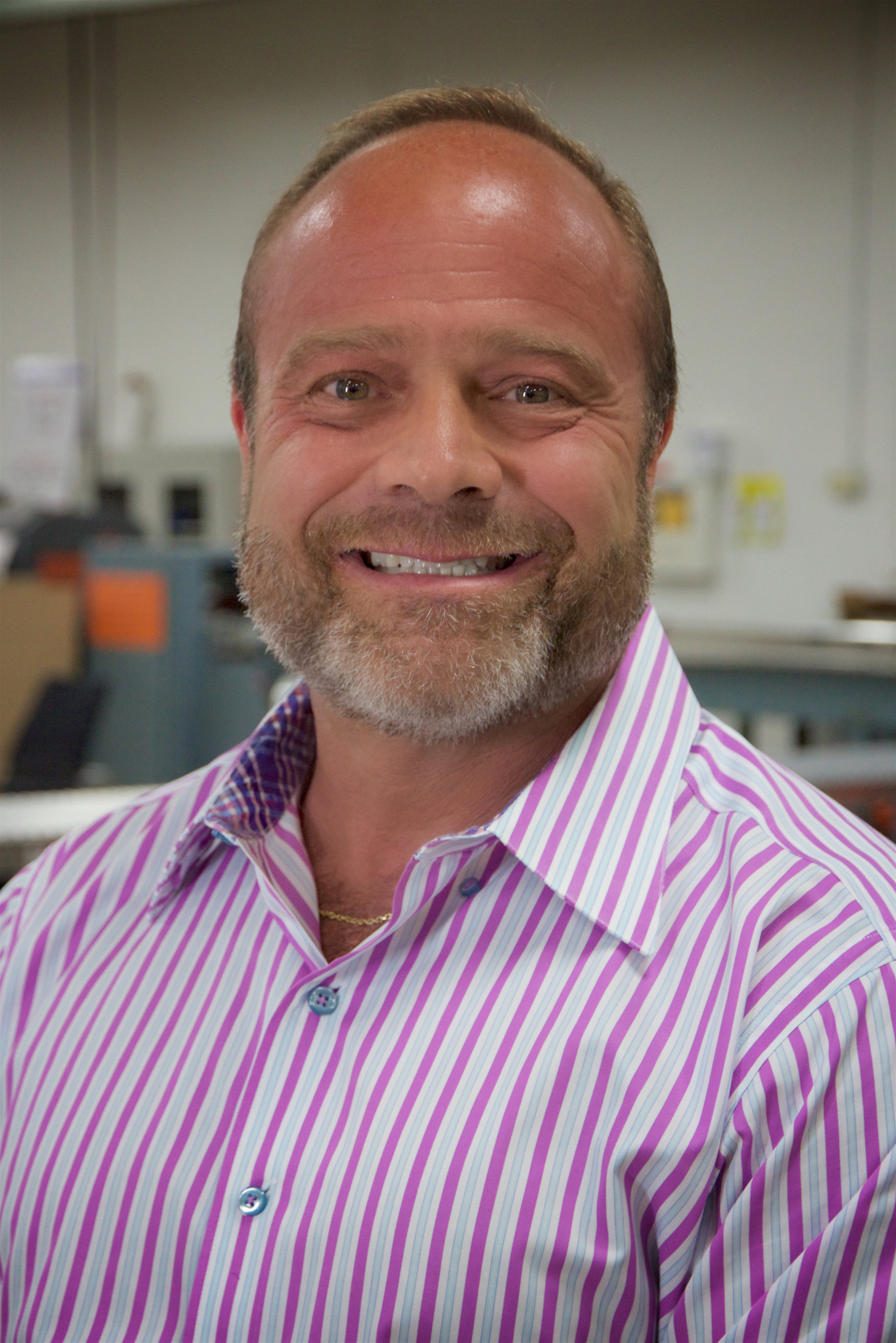 Sal DeBiase - President and CEO
