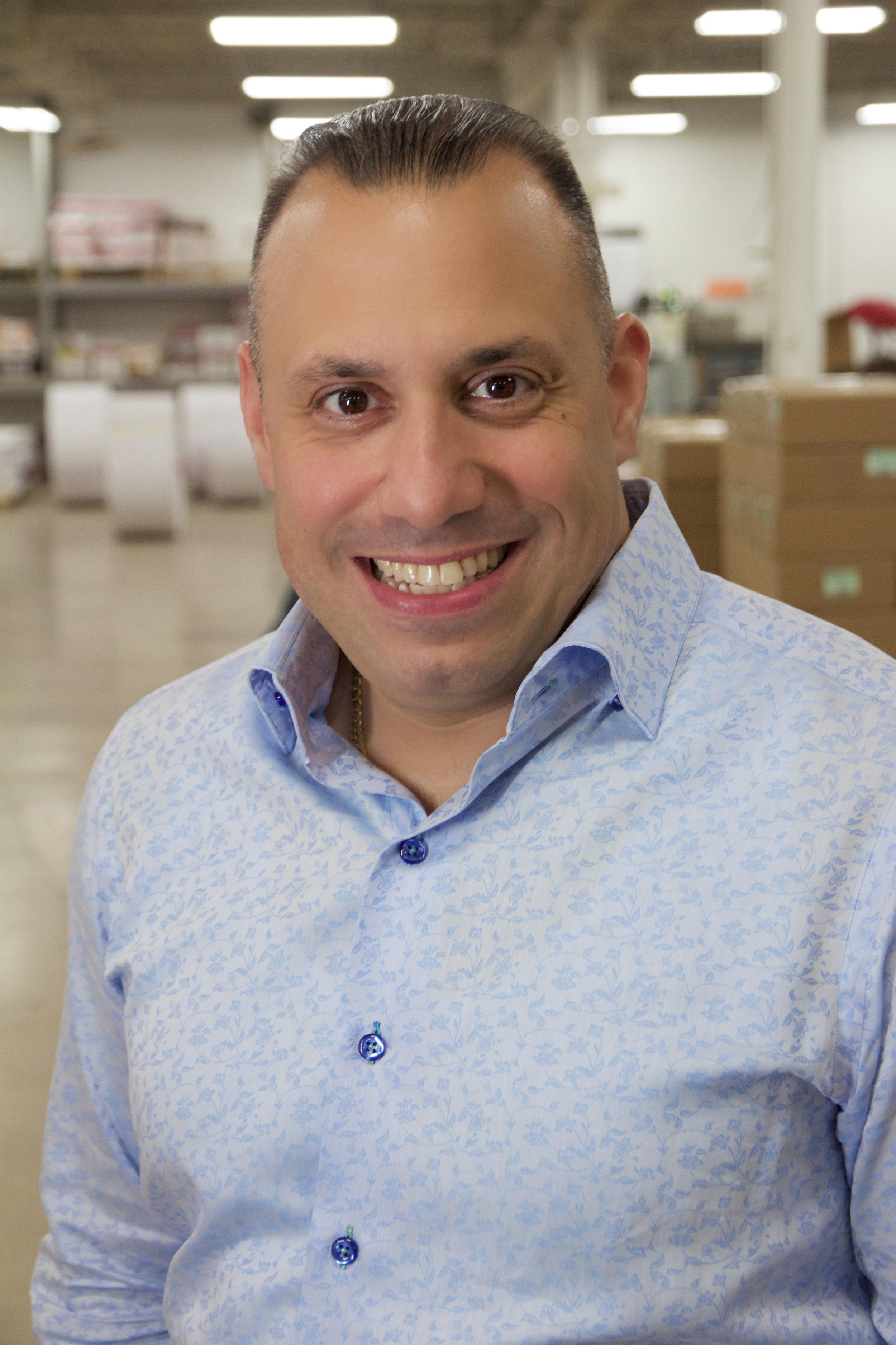 Mark Stavalone - Senior VP of Production