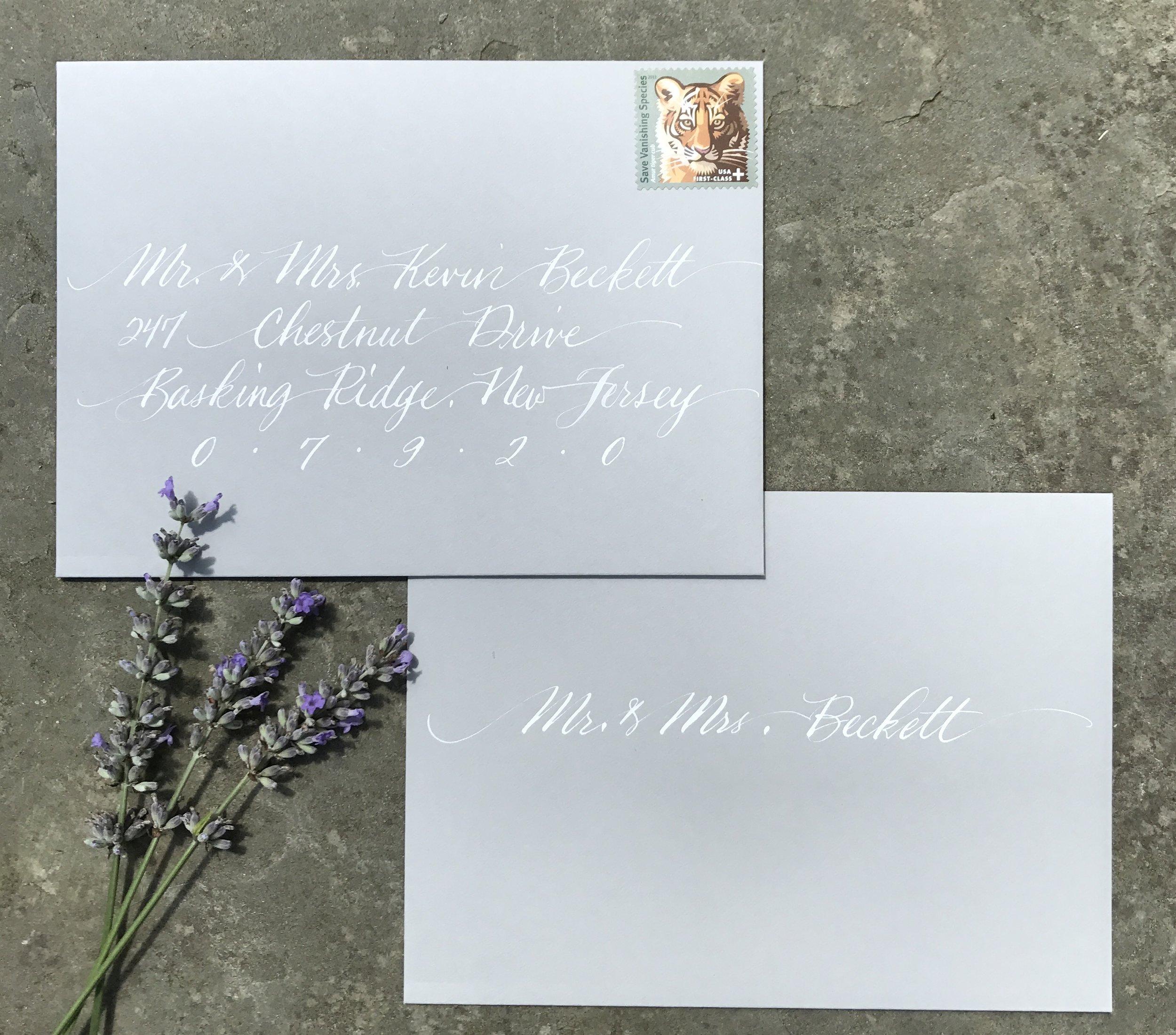 Beckett envelope.JPG
