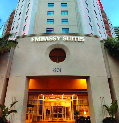 EMBASSY SUITES BY HILTON SAN DIEGO BAY DOWNTOWN -
