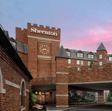 SHERATON PARSIPPANY HOTEL -