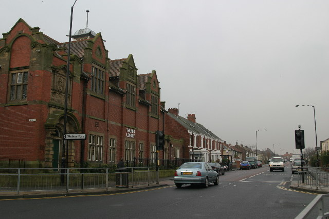 Welbeck Road Lady Stephenson Library Newcastle by Phil Thirkell.jpg